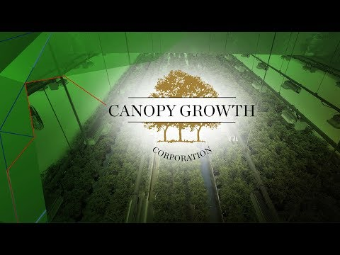 Cannabis : visite de l'usine de Canopy Growth